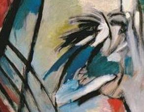 Vasily Kandinsky, Improvisation 28 : details