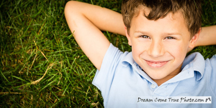 Dream Come True Photo - Happy Family - amazing boy portrait