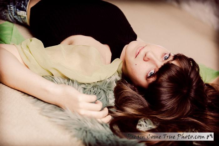 Dream Come True Photo - Creative Senior Girl Portrait