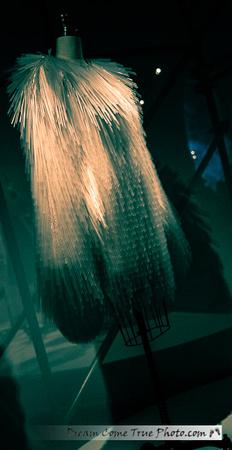 Dream Come True Photo: Manus x Machina.  Gorgeous gown detail.