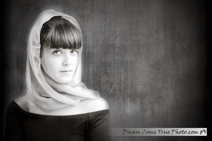 Dream Come True Photo - Unique Senior Girl Portrait