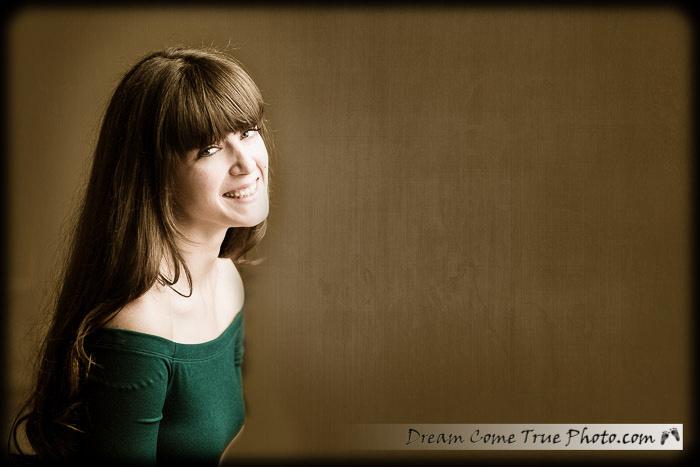 Dream Come True Photo - Timeless Senior Girl Portrait