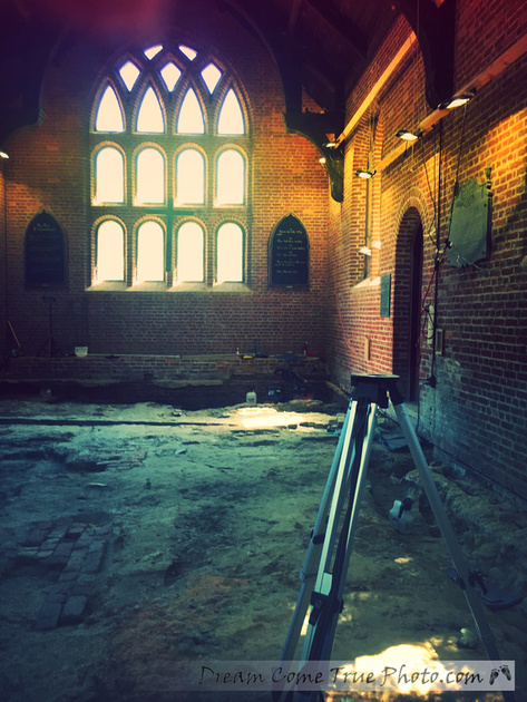 Dream Come True Photo: Jamestown archaeological excavations