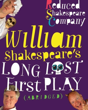 New Victory Theater - WIlliam Shakespeare's Long Lost Play