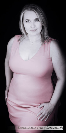 Dream Come True Photo: clothing selection for a curvy girl: fitted clothes make you look slimmer