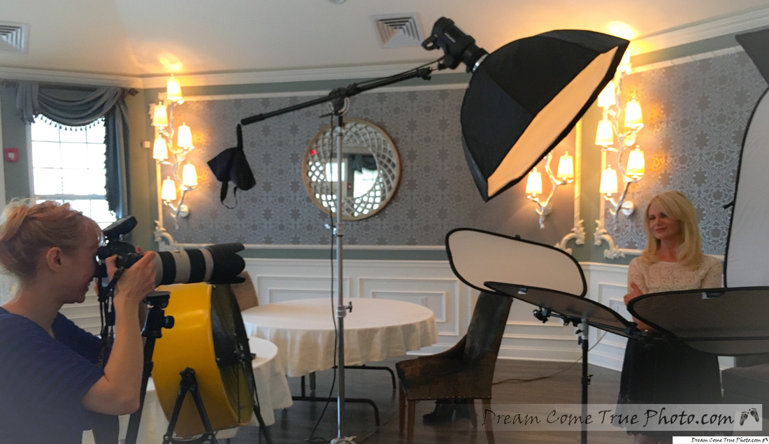Dream Come True Photo business headshot photoshoot to create authentic and confident, approachable and attractive artistic portraits for all applications including social media marketing and printed media