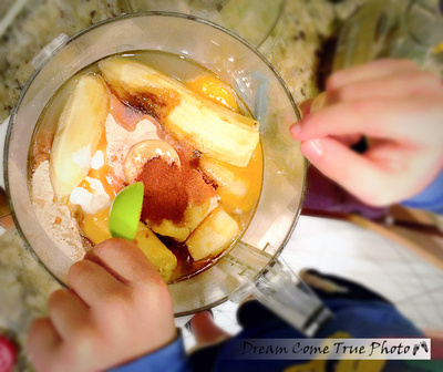 Dream Come True Photo delicious healthy best ripe banana muffins to do with kids