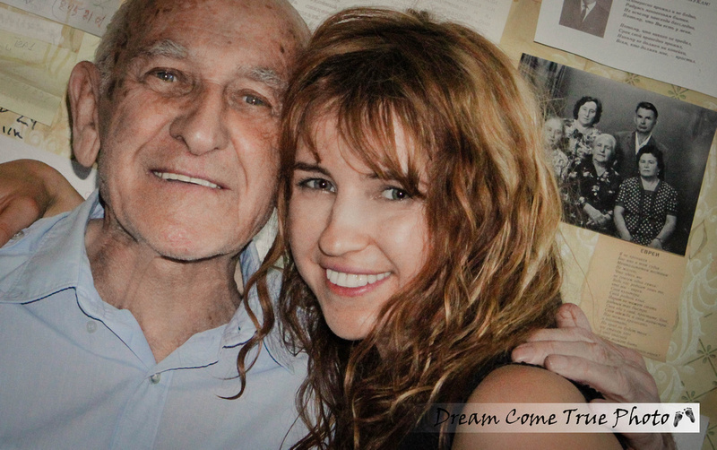DreamComeTruePhoto Marlboro NJ Senior legacy portrait with his granddaughter during last in life photosession of a grandfather, public figure, major influencer in his community, personal branding preserve memories older men